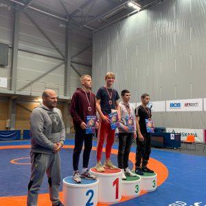 Latvijas čempionāts kadetiem cīņas sportā
